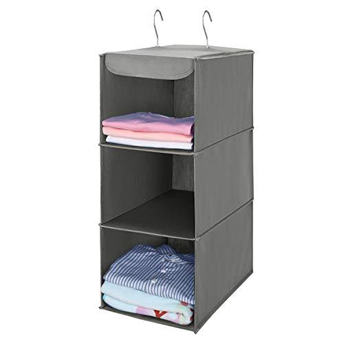 Confezione da 10 armadi cassetti Organizer per Armadio per Vestiti Large scaffali cassettiere valigie OLANZH divisori per armadi